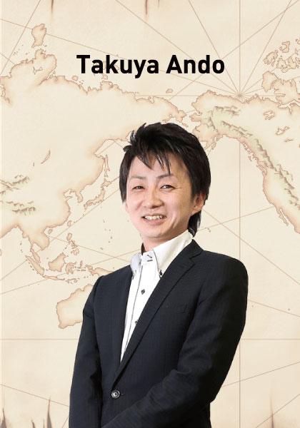 TAKUYA ANDO