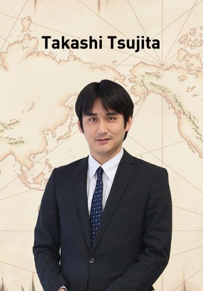 Takashi Tsujita